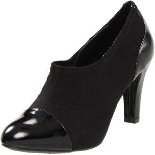Etienne Aigner Womens Bryan Pump,Black,10 M US Shoes