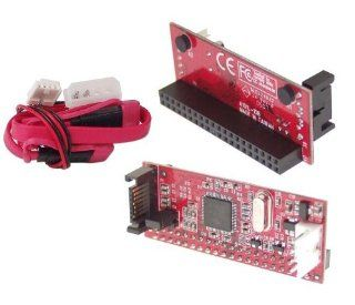 PSATA IDE Ultra ATA 100/133 To SATA Converter Adapter