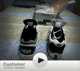 Jason III Mens Bowling Shoe By Dexter Size 8.5 Sports