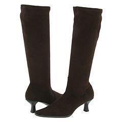 Vaneli Lindly Tmoro Super Stretch Suede Boots