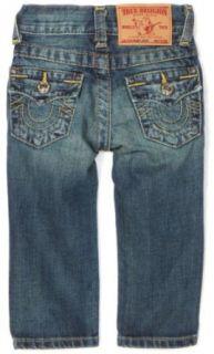 True Religion Baby boys Infant Jack Slim Fit Jean, Medium