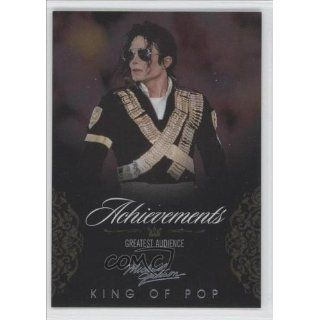 100 (Trading Card) 2011 Michael Jackson Platinum #132 Everything Else