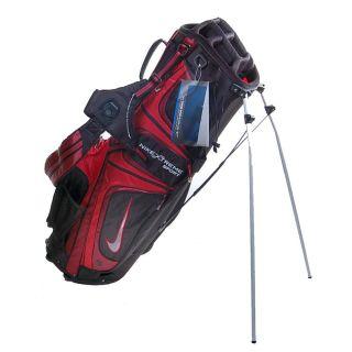 Nike Xtreme Red/ Black Sport II Stand Bag