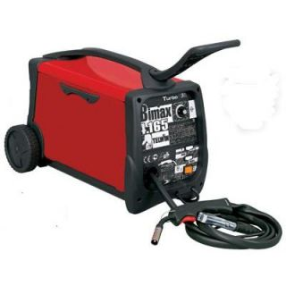 Poste à souder Bimax 4 165 Turbo 230 Volts 1 phase   Poste de soudure