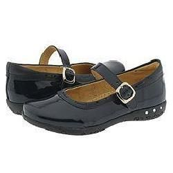 rsvp Navy Toddler/Youth Mary Jane Shoes