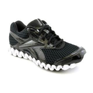 Reebok Mens Zig Fly Mesh Athletic Shoes Narrow