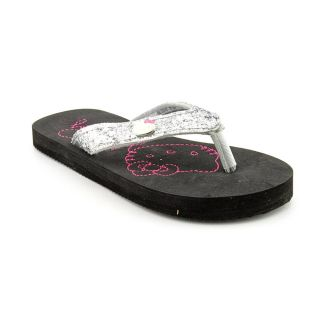 Hello Kitty Girls Glitzy Synthetic Sandals