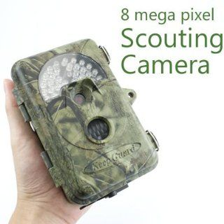 8MP Mega Pixel Stealth Trail Scouting Deer Hunting Game