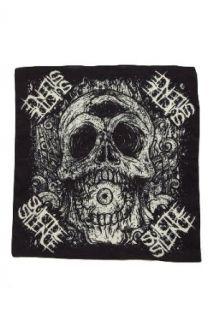 Suicide Silence Skull Bandana Clothing