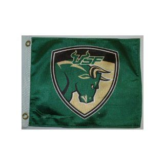 NCAA South Florida Bulls Boat/Golf Cart Flag Sports