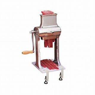 Weston Stainless Steel Manual Jerky Slicer