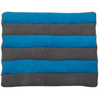 Jollein Tapis de sol 85 x 105 cm Stripe gris / bleu   Tapis de sol de