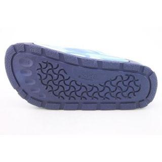 Birkis Womens Samoa Blue Sandals