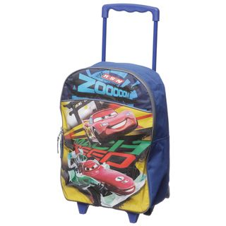 Disney Cars Kids Rolling Backpack