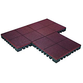 Terra Cotta 1.75 inch Safety Surfacing (160 sq. ft)