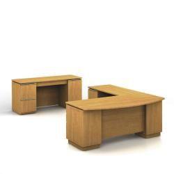Bush Business Furniture Milano Executive Suite
