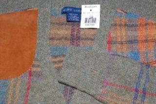 Polo Ralph Lauren Womens Lambswool Sweater Vest Green