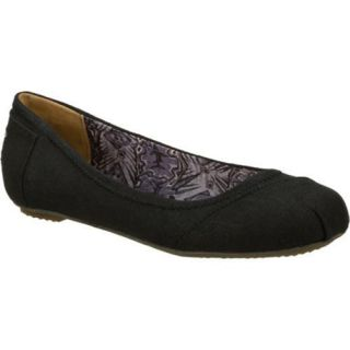 Womens Skechers BOBS Ballerinas Black