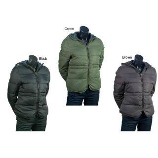 Diesel Womens Basic Hooded Bomber Jacket