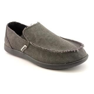 Crocs Mens Santa Cruz Basic Textile Casual Shoes