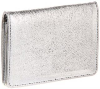 Tusk Womens Orissa LT 138 Business Card Holder,Silver,One Size Shoes