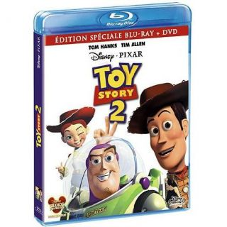 Toy story 2 en BLU RAY DESSIN ANIME pas cher