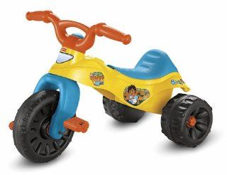 Fisher Price Go, Diego, Go Tough Trike Toys & Games