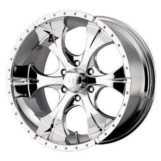 16x8 Helo Maxx (Chrome) Wheels/Rims 6x139.7 (HE7916860200)