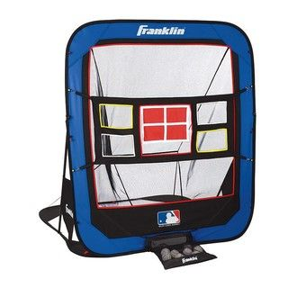 Franklin Sports MLB Pop up Multi sport Backstop/ Pitch Target
