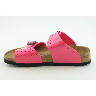 Birkis Womens Freeport Pink Sandals