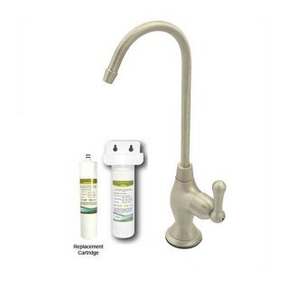 Satin Nickel Cold Water Drinking Faucet Today $166.99