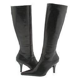 Peter Kaiser Beryl Black Nappa Boots
