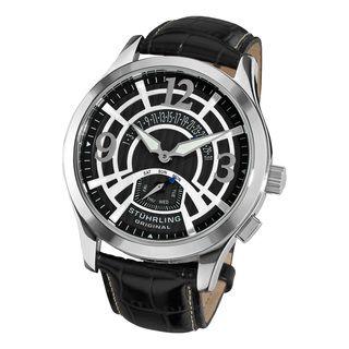 Stuhrling Original Mens Baily Grand Automatic Watch