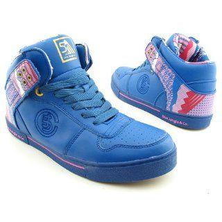 5IVE JUNGLE & CO J11016 145 Lace Ups Shoes Blue, Navy Blue