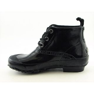 Bogs Womens Charlot Black Boots (Size 7)