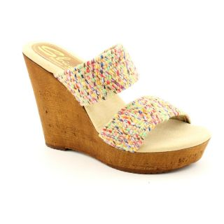 Sbicca Womens Tristan Fabric Sandals