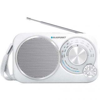 BA 209   RADIO ANALOGIQUE DE VOYAGE   FM/MW   BLANC   Blaupunkt BA 209