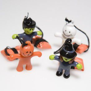 Halloween Character Paratroopers Toys & Games
