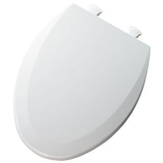 Mayfair 146ECDG 000 Molded Wood Toilet Seat with Lift Off Hinges and