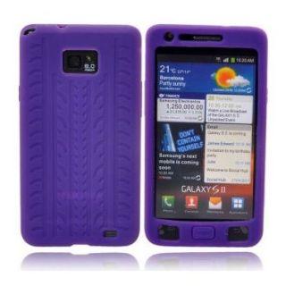 Coque Samsung Galaxy S2 i9100 motif pneu violet   Achat / Vente HOUSSE