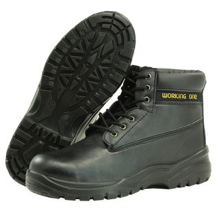 Working One Mens Steel Toe Boot