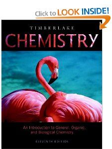 Chemistry An Introduction to General, Organic, and Biological