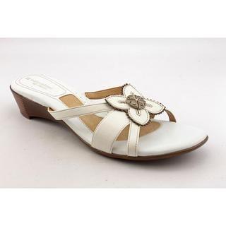 Naturalizer Womens Jakarta Leather Sandals (Size 12)