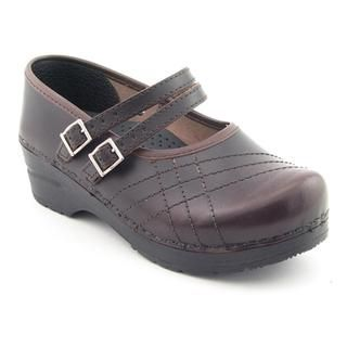 Sanita Womens Claire Cabrio Leather Occupational