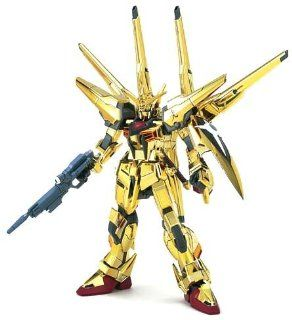 Gundam Seed Destiny Shiranui Akatsuki 1/144 HG Model Kit Toys & Games