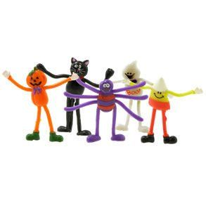 Halloween Bendables oys & Games