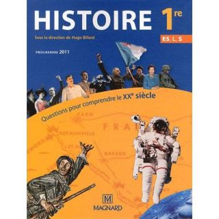 Histoire ; 1ère   Achat / Vente livre Hugo Billard pas cher