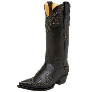 com Old Gringo Womens L148 4 Clarita Cowboy Boot,Black,7 M US Shoes