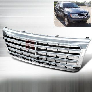 Jeep Grand Cherokee 1999 2000 2001 2002 2003 2004 Grille