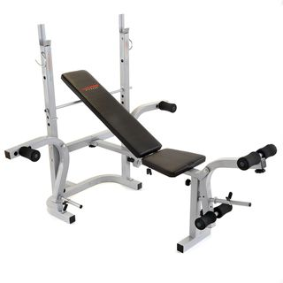Lion Fitness Folding Weight Lifting Bench